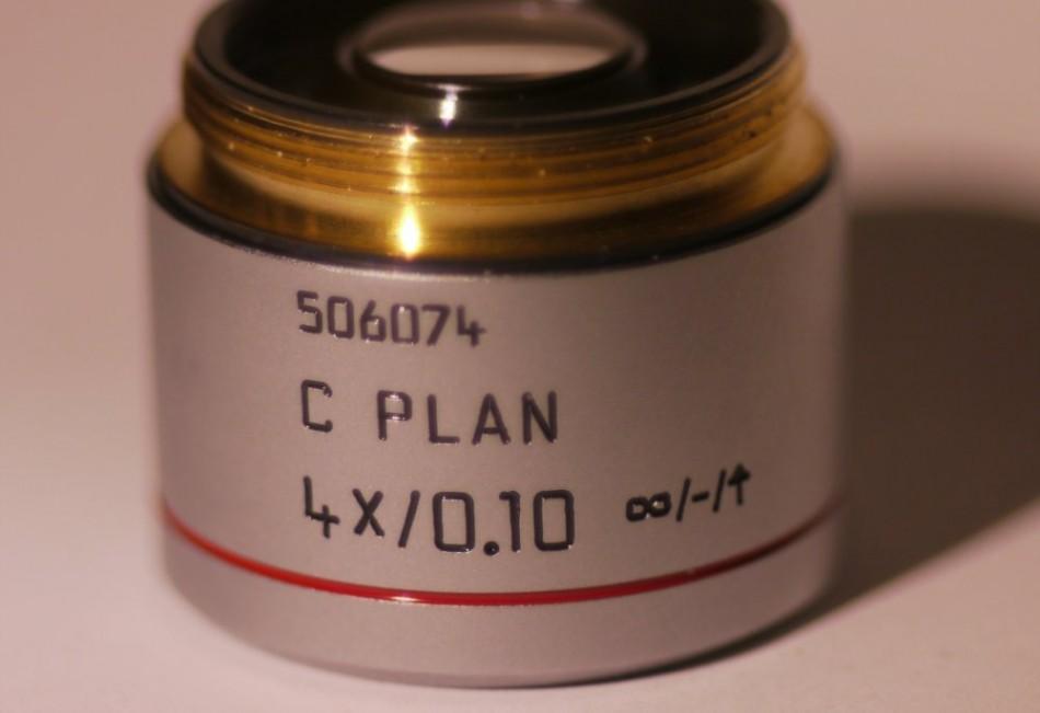 Leica C Plan 4X